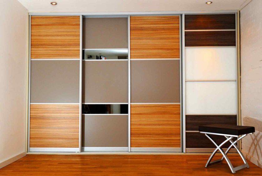 Шкаф купе в интерьере - 45 фото современного дизайна.