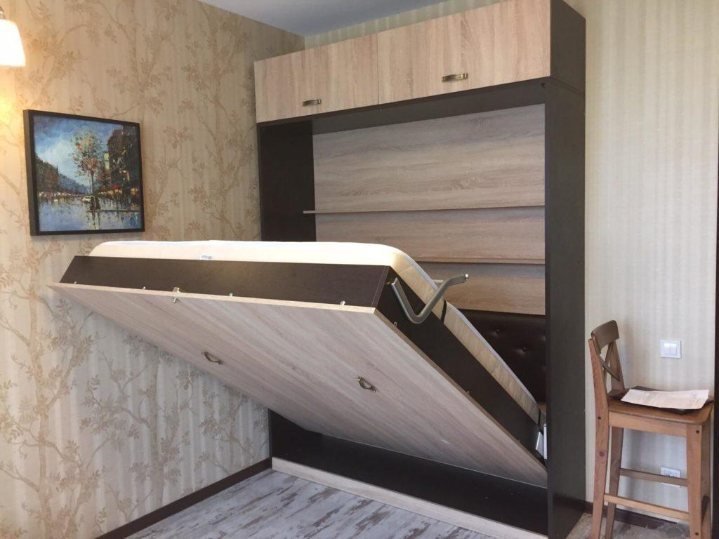 Встраиваемая кровать трансформер екатеринбург