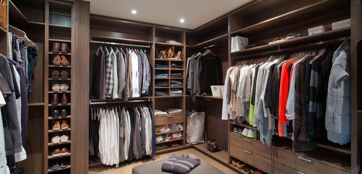 Гардеробная комната - 50 фото лучших идей - domoholic.
